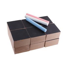 Holzbausteine Sortier-, Stapel- & Steckspielzeug Zeichentafeln Paulette et Sacha