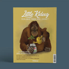 Magazines et journaux Little Kideaz