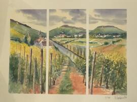 Luxemburgische Künstler Mario Vandivinit