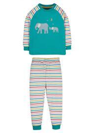 Baby-Schlafkleidung & -Schlafsäcke Schlafanzüge frugi