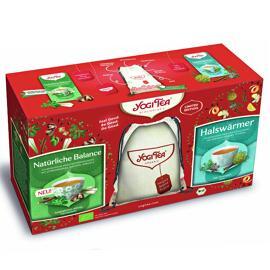 Tisane Cadeaux thé Yogi Tea