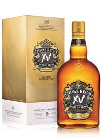 whisky blended Chivas