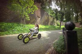 Schiebe- & Pedalfahrzeuge BERGTOYS