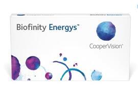 Lentilles de contact Cooper Vision