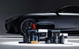 Lustrants et cire pour carrosserie Aston Martin