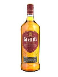 whisky blended Grant's