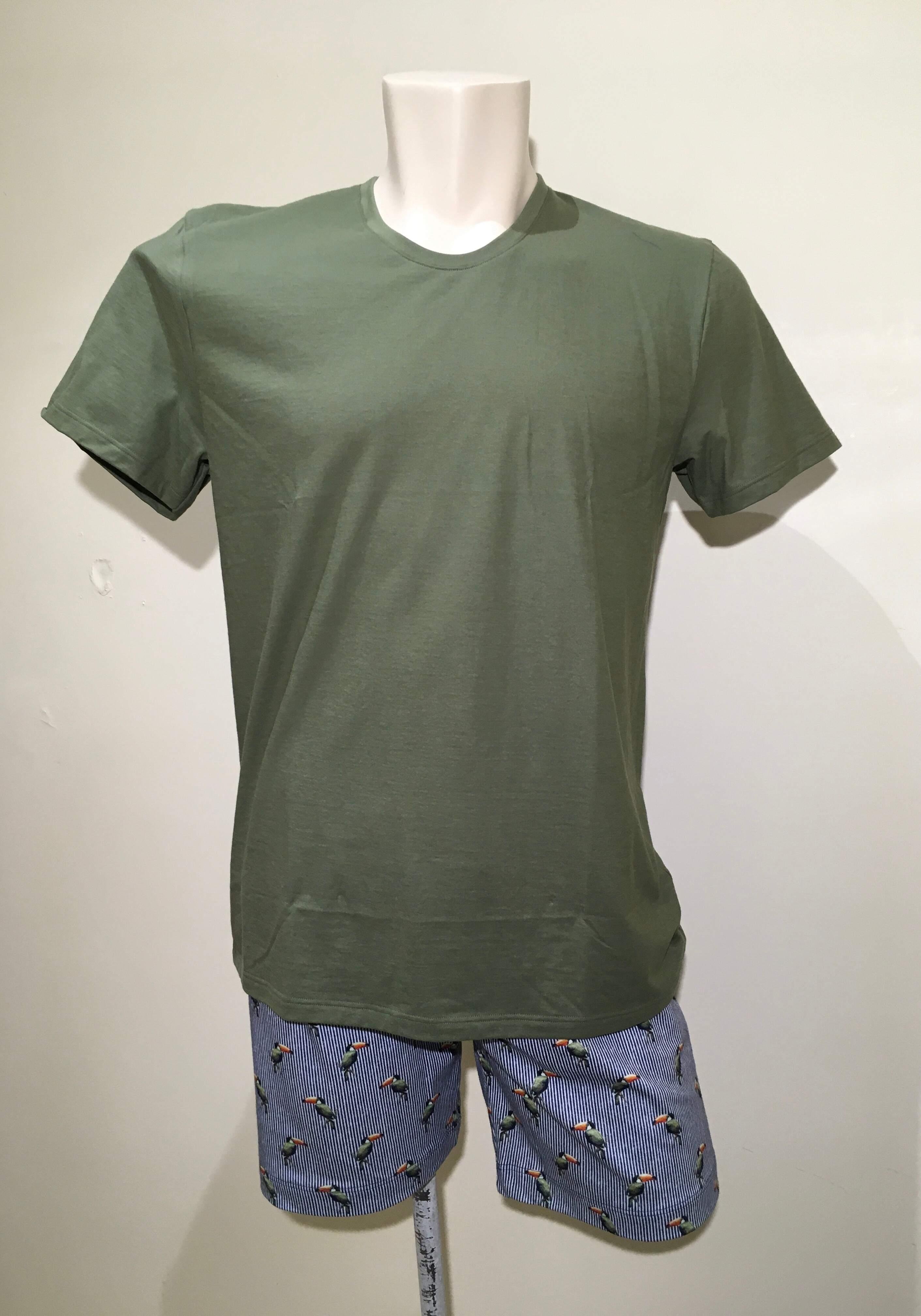Mey Pyjama pour homme, courte collection printemps/été 21