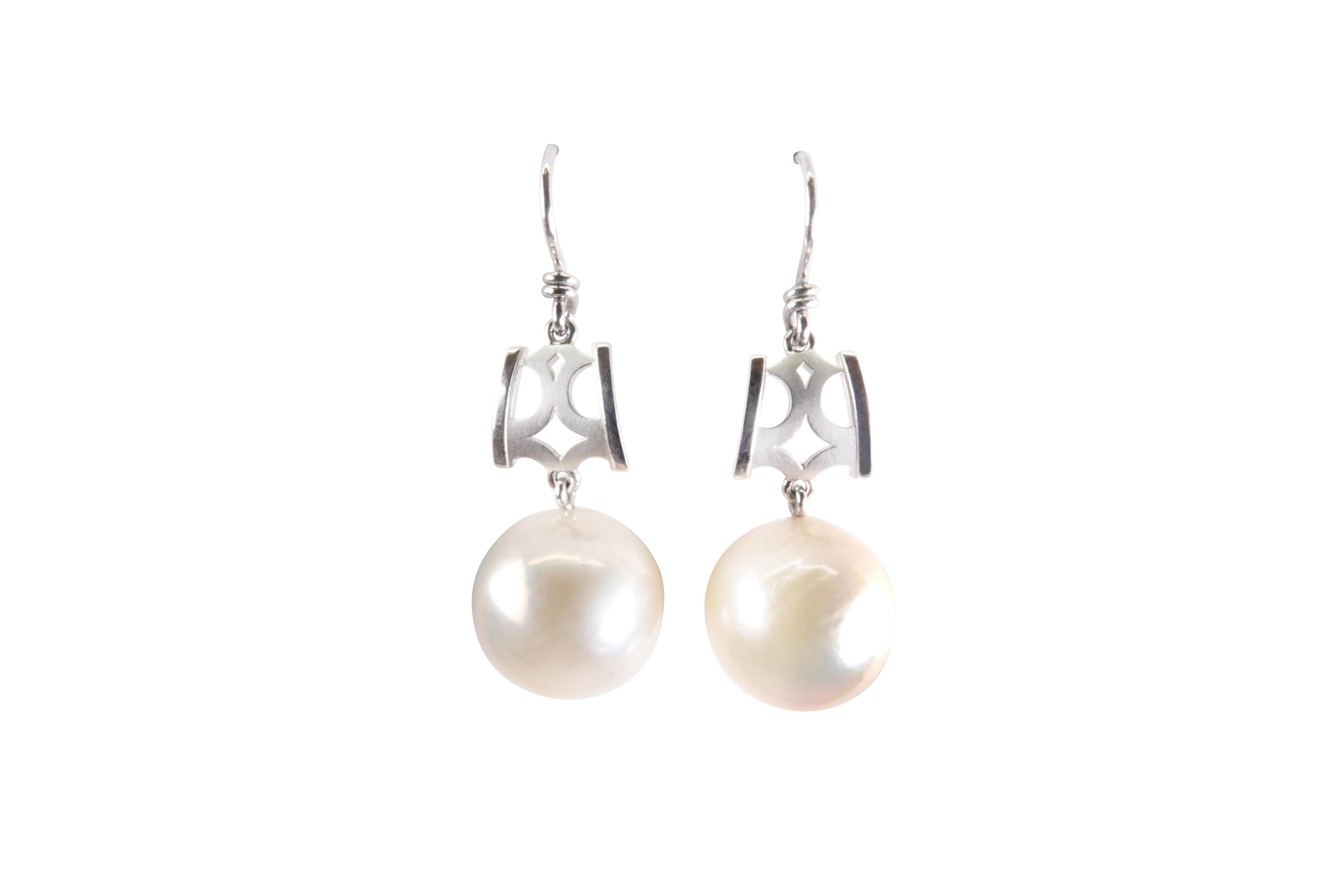 """Boucles d'oreilles """"Pearl"""""""
