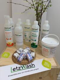 Waschpulver Körperpflege Greenatural