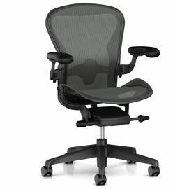 Heim & Garten Bürobedarf Büroarbeitsmittel Büromöbel Büro- & Schreibtischstühle Herman Miller Aeron