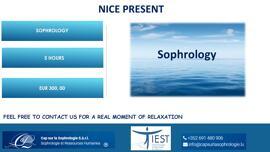 Gesundheitspflege Sophrology