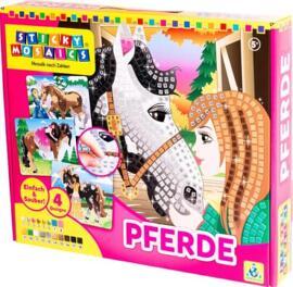 Sortier-, Stapel- & Steckspielzeug Sticky Mosaics