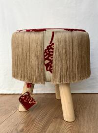 Polsterhocker Made by Ghigi