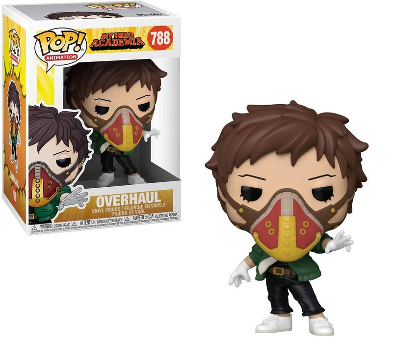 FIG POP MY HERO ACADEMIA KAI CHISAKI (OVERHAUL) 788