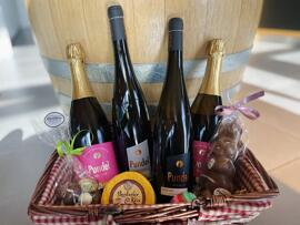 Nahrungsmittel, Getränke & Tabak Pundel vins purs