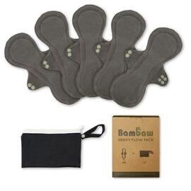 Serviettes hygiéniques et protège-slips Bambaw