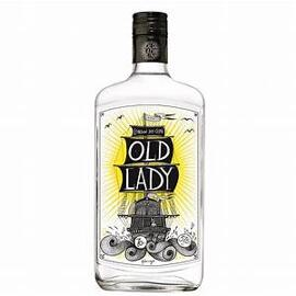 Gin Old Lady