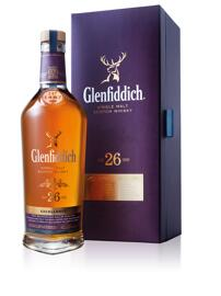 Malt Whiskey Glenfiddich