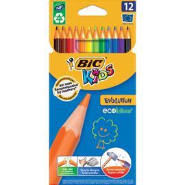 Crayons de dessin BIC