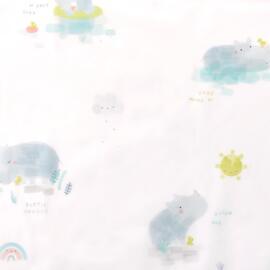 Stoffe minimasworld,Katia,Regenjacke,Wasserabweisend