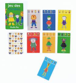 Jeux de cartes Moulin Roty