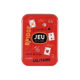 Jeux de cartes Derrière la Porte
