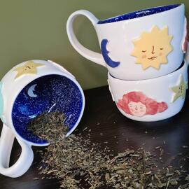 Kaffee- und Teetassen Beautiful Afternoon