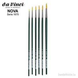 Künstlerpinsel Da Vinci Künstlerpinsel