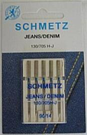Aiguilles de machines à coudre minimasworld ,Schmetz,Jeans, Nähmaschinennadel