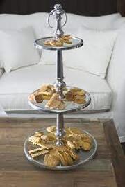 Présentoirs à gâteaux Décorations Riviera Maison