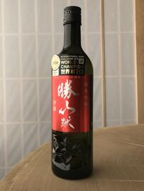 Getränke MIYAGI: Saké KATSUYAMA