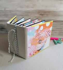 Papier pour loisirs créatifs livres-cadeaux Décorations Basement Studio