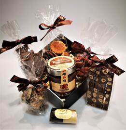 Paniers cadeaux gourmands Cayotte