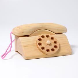 Holzbausteine Interaktives Spielzeug Grimm´s