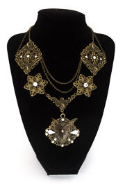Halsketten Halsketten Lillyth Design