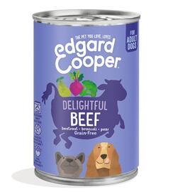 Nourriture humide Edgard Cooper