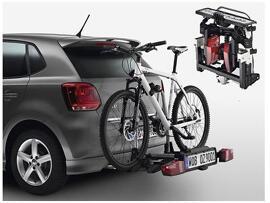 Porte-bagages pour vélos Volkswagen Original Zubehör