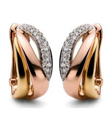 Boucles d'oreilles Diamondgroup