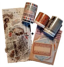 Loisirs et arts créatifs Kits de scrapbooking et de décoration au tampon