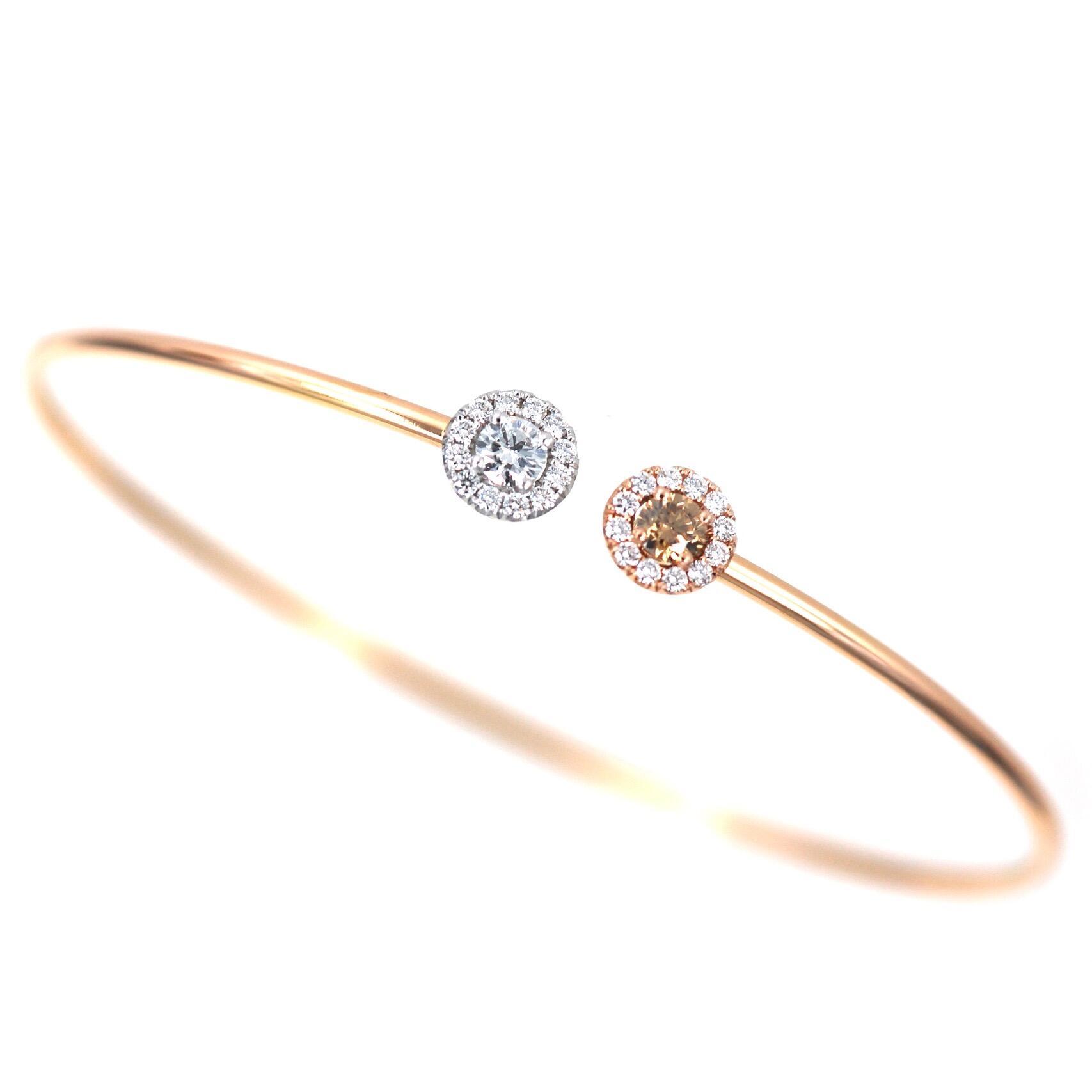 Du und Ich Diamanten-Armband