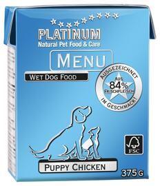 Hundefutter Platinum Natural