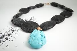 Halsketten Fabienne Belnou