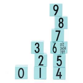 Jouets en bois Jouets à trier et à empiler Design Letters