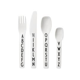 Besteck-Sets Stillen & Füttern Design Letters