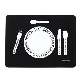 Tischsets Stillen & Füttern Design Letters