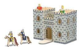Puppenhäuser Spielzeugsets Melissa & Doug