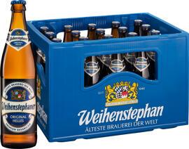 Bier Weihenstephan