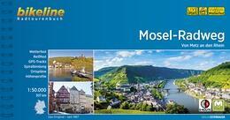 Cartes, plans de ville et atlas Bikeline - Esterbauer Verlag