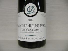 Bourgogne Domaine Françoise André