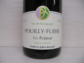 Bourgogne Domaine Barraud